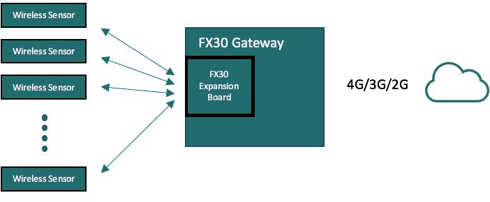 FX30 gateway diagram
