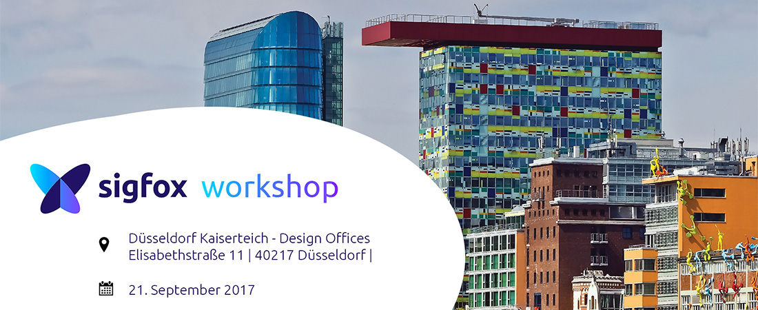 Meet Radiocrafts and GREATech at Sigfox Workshop
