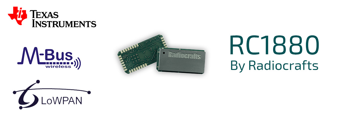 Radiocrafts announces Ultra-Low Power Radio Module for IoT applications